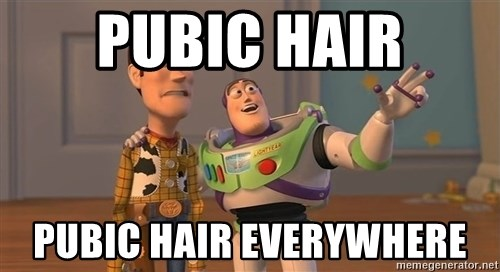 Toy Story Everywhere - PUBIC HAIR PUBIC HAIR EVERYWHERE