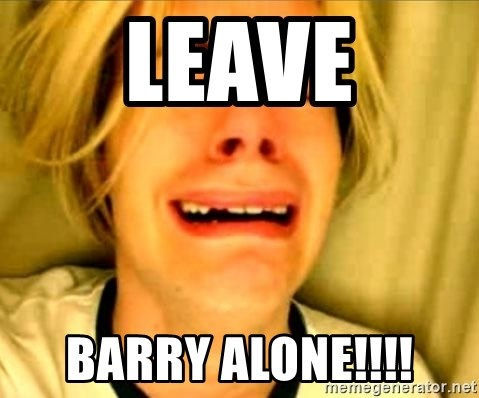 Leave Brittney Alone - Leave Barry alone!!!!