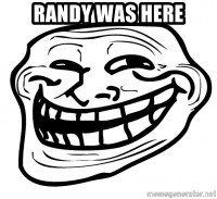 Troll Face in RUSSIA! - RANDY WAS HERE