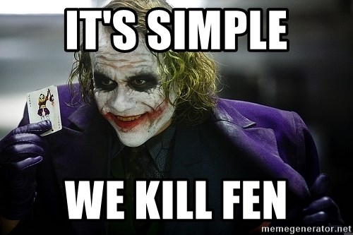 joker - It's Simple We Kill Fen