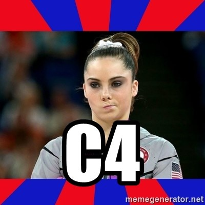 Mckayla Maroney Does Not Approve -  C4