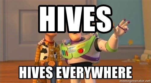 Consequences Toy Story - HIVES HIVES EVERYWHERE