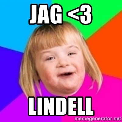 I can count to potato - Jag <3 Lindell