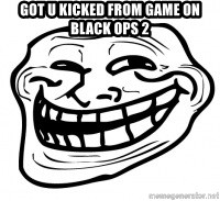 Troll Face in RUSSIA! - Got u kicked from game on black ops 2