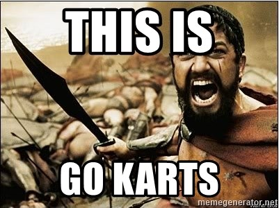 sparta - THIS IS GO KARTS