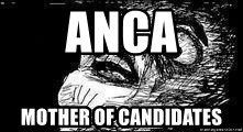 Mother Of God - Anca MoTher of Candidates