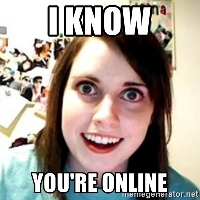 OAG - I know you're online