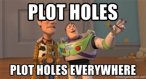 Toy Story Everywhere - Plot holes plot holes everywhere