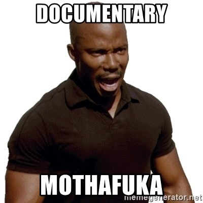 Doakes SURPRISE - documentary MOTHAFUKA