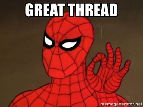Spiderman Approves - great thread