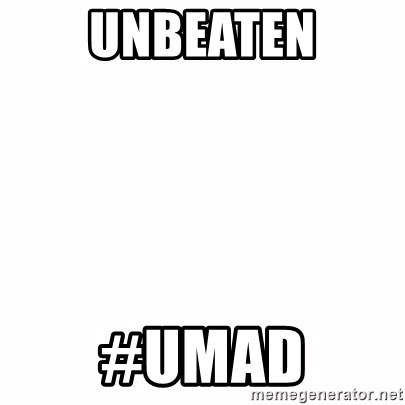 fondo blanco white background - unbeaten #umad
