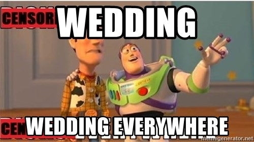 Toy Story Everywhere - wedding wedding everywhere