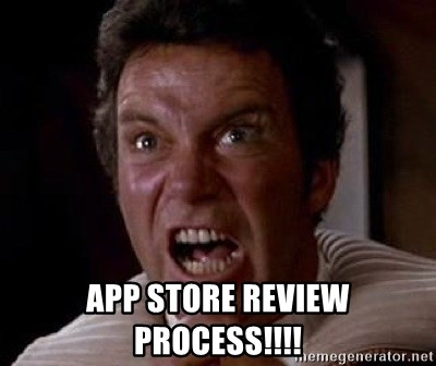Khan -  App Store review pRocess!!!!