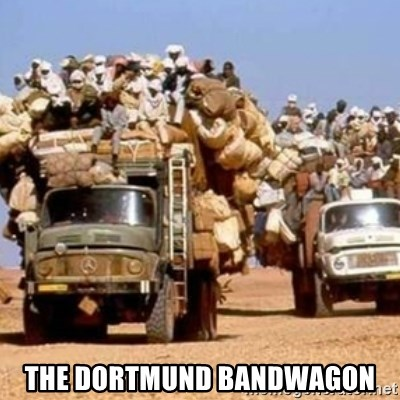 BandWagon -  The Dortmund bandwagon