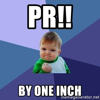 Success Kid - Pr!! By One inch