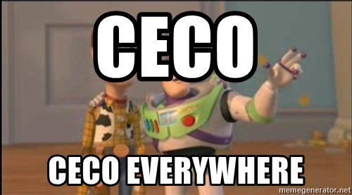 X, X Everywhere  - ceco ceco everywhere
