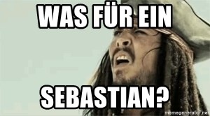 Jack Sparrow Reaction - Was für ein Sebastian?
