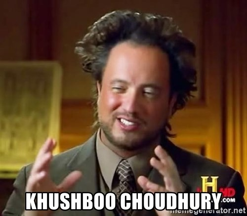 Ancient Aliens -  khushboo Choudhury