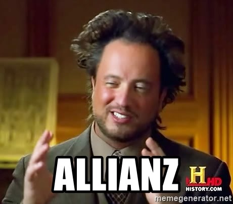 Ancient Aliens -  ALLIANZ