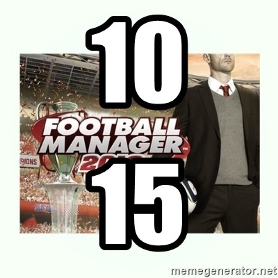 football manager 2013 - 10 15