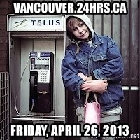 ZOE GREAVES TIMMINS ONTARIO - vancouver.24hrs.ca Friday, April 26, 2013