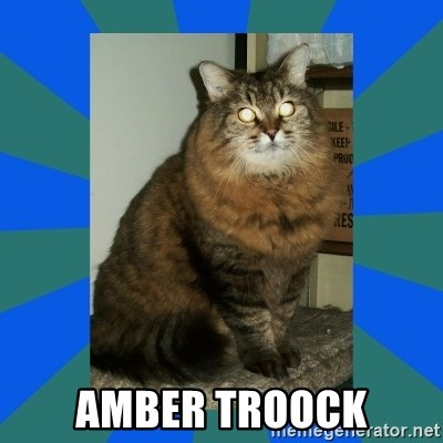 AMBER DTES VANCOUVER -  Amber Troock