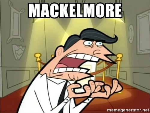 If I had one- Timmy's Dad - Mackelmore