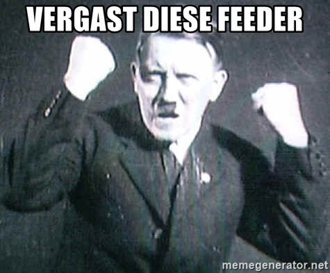 Successful Hitler - Vergast diese feeder