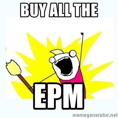 All the things - Buy all the  epm