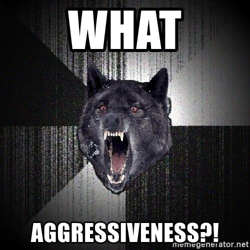 Insanity Wolf - What AggressivenesS?!