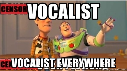 Toy Story Everywhere - VOCALIST VOCALIST EVERYWHERE