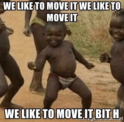 Success African Kid - WE LIKE TO MOVE IT WE LIKE TO MOVE IT  WE LIKE TO MOVE IT BIT H