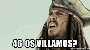 Jack Sparrow Reaction -  46-os villamos?