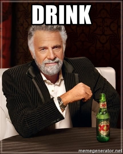 The Most Interesting Man In The World - drink
