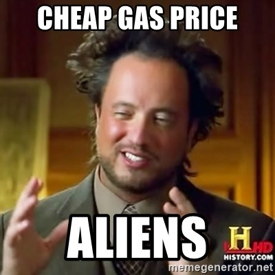 ancient alien guy - Cheap gas price Aliens