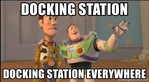 X, X Everywhere  - Docking station Docking station everywhere