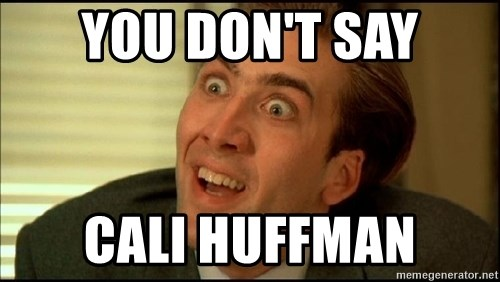 You Don't Say Nicholas Cage - You Don't Say Cali Huffman
