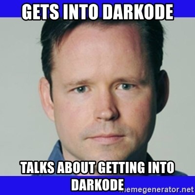 krebsonsecurity - gets into darkode talks about getting into darkode