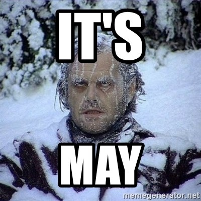 Frozen Jack - It's may
