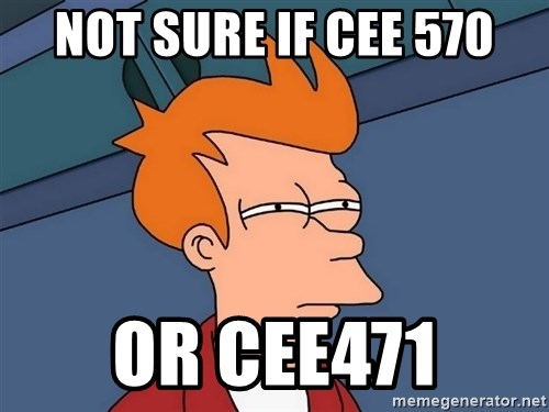 Futurama Fry - Not sure if cee 570 or cee471