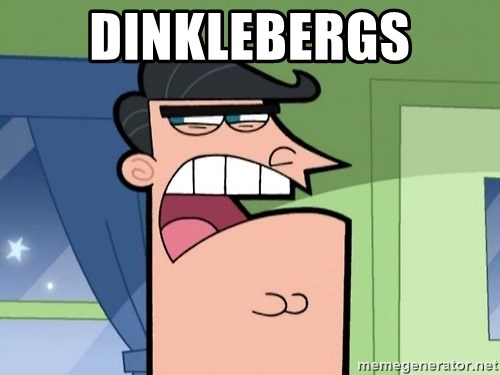 Timmys Father - DINKLEBERGS