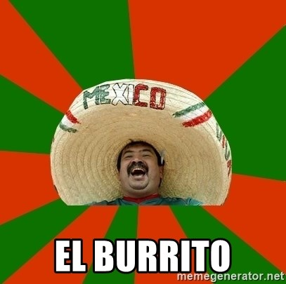 Successful Mexican -  EL BURRITO
