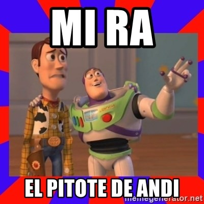 Everywhere - MI RA  EL PITOTE DE ANDI