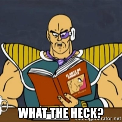 El Arte de Amarte por Nappa -  what the heck?