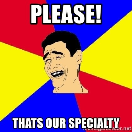 journalist - Please! Thats our specialty