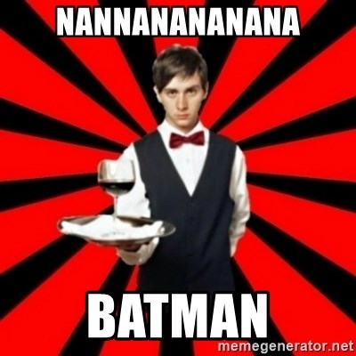 typical_off - NANNANANANANA BATMAN