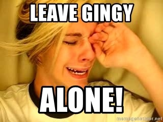 leave britney alone - Leave Gingy Alone!