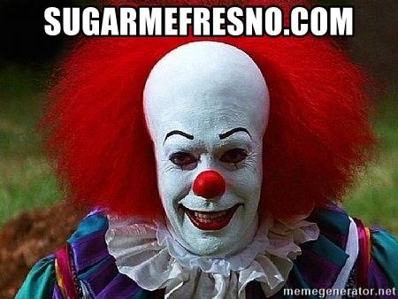 Pennywise the Clown - Sugarmefresno.com
