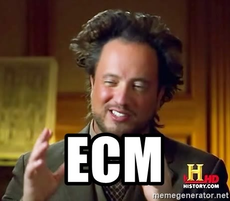 Ancient Aliens -  ECM
