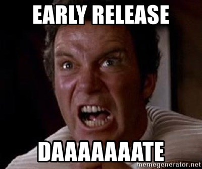Khan - early release daaaaaaate